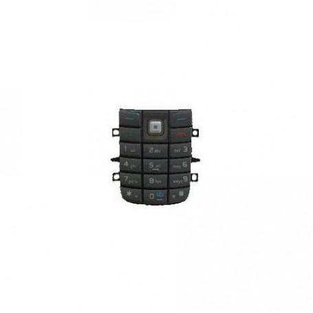 Keypad Nokia 6020 Graphite