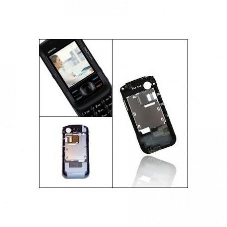 Middle Nokia 5200 / 5300 Black