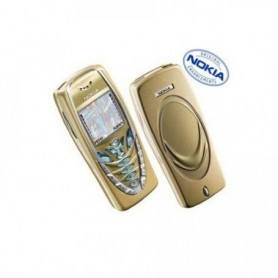 Cover Nokia 7210 Yellow SKR-251