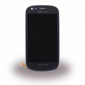 Módulo do Ecrã Samsung i8190 Galaxy S3 Mini, Cinzento, Original, GH97-14204D