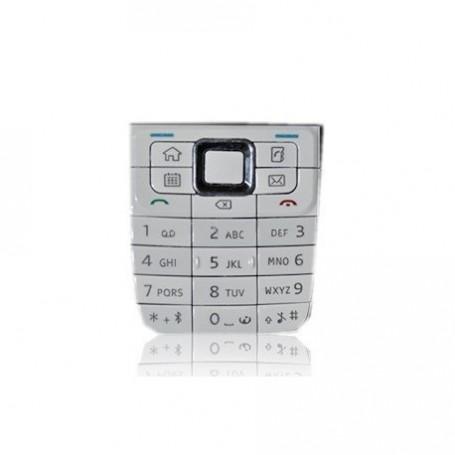 Keypad Nokia E51 White