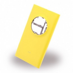 Tampa Traseira Nokia-Microsoft 00810R7 Lumia 1020, Amarelo, Original