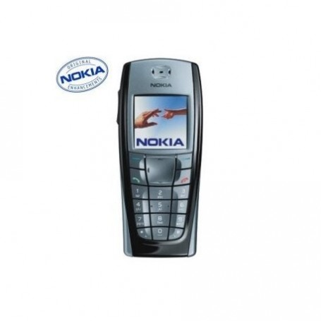 Cover Nokia 6220 Black (2 parts set)