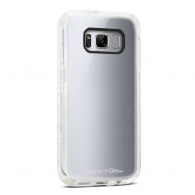 Impact Gel Case Crusader Lite for Samsung Galaxy S8 in Clear, G8-SMCC-424