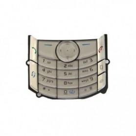 Teclado Nokia 6680 Cinzento
