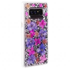 Case-Mate Karat Petals Case for Samsung Galaxy Note 8 in Purple, CM036604