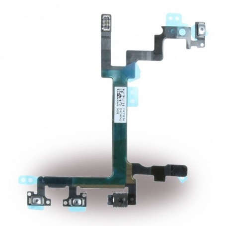 Spare Part, Flex Cable On/Off Powerbutton Module + Volume, Apple iPhone 5, CY117011