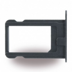 Spare Part, SIM Card Tray, Apple iPhone 5, 5s, Black, CY117012