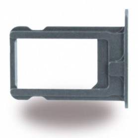 Spare Part, SIM Card Tray, Apple iPhone 5s, Grey, CY117028