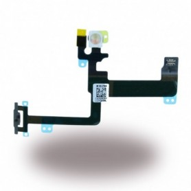 Spare Part, Flex Cable On / Off Powerbutton Module + Microphone, Apple iPhone 6 Plus, CY117031