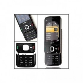 Keypad Nokia N85 Black (2 parts set)