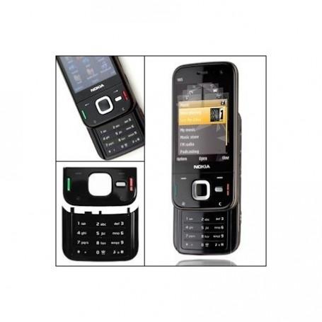 Teclado Nokia N85 Preto