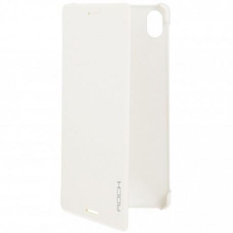 Rock Flip Case Belief Series for Sony Xperia Z3 white