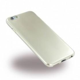 Capa em TPU Ultra-fina Apple iPhone 6, 6s Metallic, Dourado