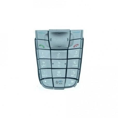 Teclado Nokia 6220 Cinzento
