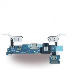 Spare Part Flex Cable MicroUSB Connector Samsung A720F Galaxy A7