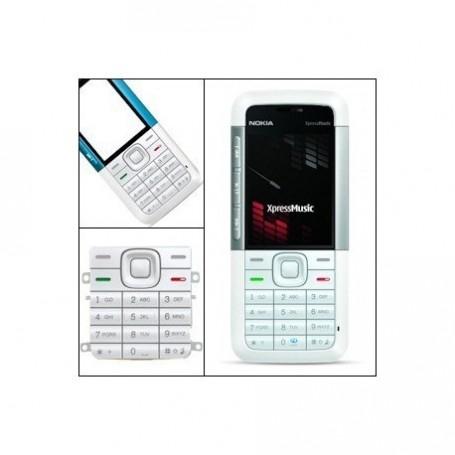 Teclado Nokia 5310x Branco