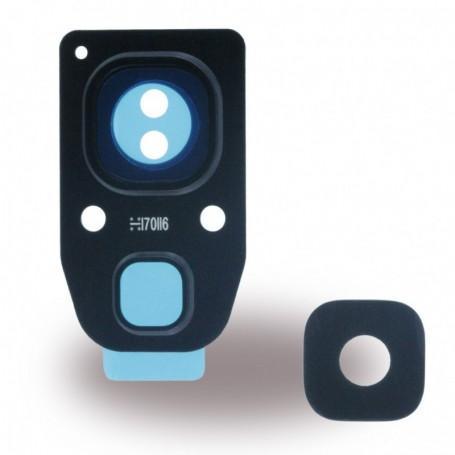 - câmara traseira Lens + Suporte Moldura, Samsung A320 Galaxy A3 ´2017´, A520 Galaxy A5 ´2017´, Dourado, CY119677