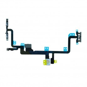 - Fita Flex Botão Ligar/Desligar +, Apple iPhone 7 Plus, CY119747