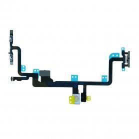 - Fita Flex Botão Ligar/Desligar + fash, Apple iPhone 7 Plus, CY119747