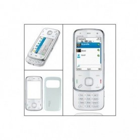 Cover Nokia N86 White (2 parts set)