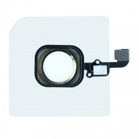 Spare Part Flex Cable Home Button Apple iPhone 6s Gold