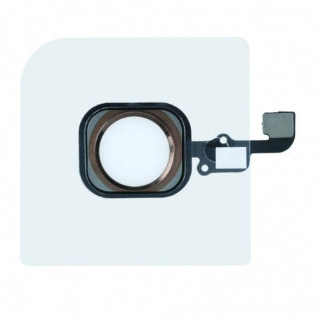 Spare Part, Flex Cable Home Button, Apple iPhone 6s, Rose Gold, CY119837