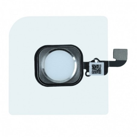 Spare Part, Flex Cable Home Button, Apple iPhone 6, White, CY119839