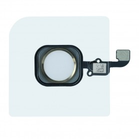 Fita Flex Tecla Home Apple iPhone 6, Dourado, CY119840