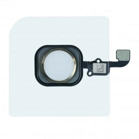 Fita Flex Tecla Home Apple iPhone 6, Dourado