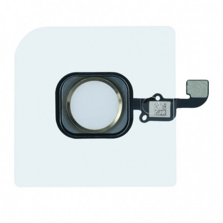 Spare Part, Flex Cable Home Button, Apple iPhone 6, Gold, CY119840
