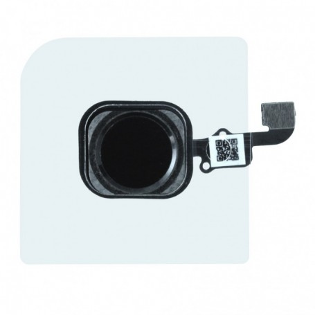Spare Part, Flex Cable Home Button, Apple iPhone 6 Plus, Black, CY119844
