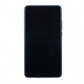 Módulo do Ecrã Huawei Mate 10, com Moldura, Preto, Original, 02351QAH