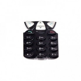 Keypad Nokia 6210 Black