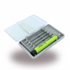 Ferramenta de Reparação 4 in1, CR-V No. 7391A, Tool Kit / Conjunto de Chaves parafusosTelemóveis, CY117788