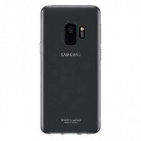 Capa Samsung EF-QG960 Clear / Capa Flexível G960F Galaxy S9, Transparente, Original, EF-QG960TTEGWW