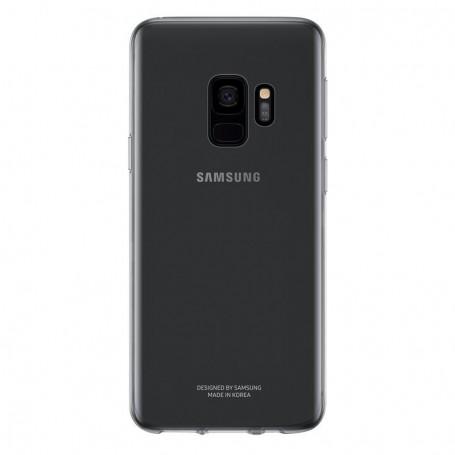 Samsung EF-QG960 Clear Cover / Soft Case G960F Galaxy S9 Transparent, EF-QG960TTEGWW