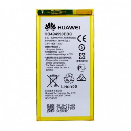 Bateria Huawei HB494590EBC Li-Polymer Honor 7 3100mAh Universal, Original