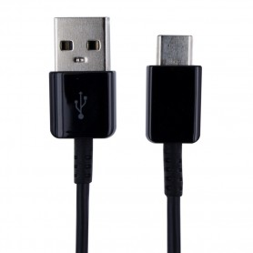 Samsung Charger Cable / Data Cable USB Type C 1.5m Black, EP-DW720CBE