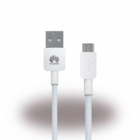 Huawei Data and Charging Cable MicroUSB 1m White, C02450768A