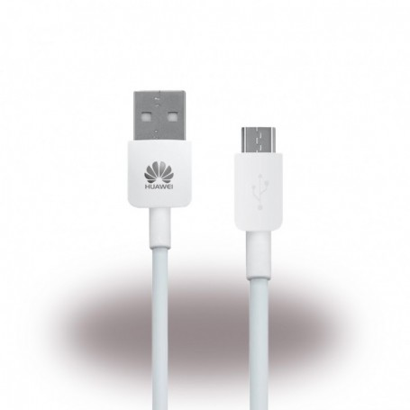 Huawei Data and Charging Cable MicroUSB 1m White, LX0998