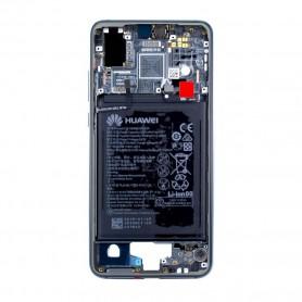 Chassis Huawei P20 com Bateria, Azul, Original, 02351WKH