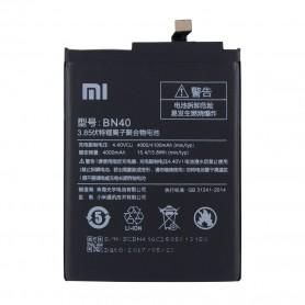 Xiaomi, Lithium Ionen Battery, BN40, Xiaomi Redmi 4 Prime/Pro, 4000mAh
