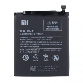 Xiaomi Lithium Ionen Battery BN41 Xiaomi Redmi Note 4000mAh