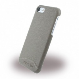 Cerruti 1881 CEHCP7GRLTA Leather Hardcover Apple iPhone 7, 8 Taupe
