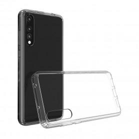 Capa em Silicone Cyoo, Huawei P20 Pro, Transparente, CY120223