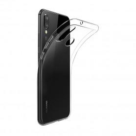 Capa em Silicone Cyoo, Huawei P20 Lite, Transparente, CY120224