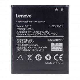 Lenovo, Li-Ion Battery, BL-210, Tab A656, A658T, A766, A770E, 2000mAh