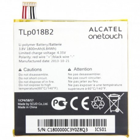 Bateria Alcatel TLp018B2, Original