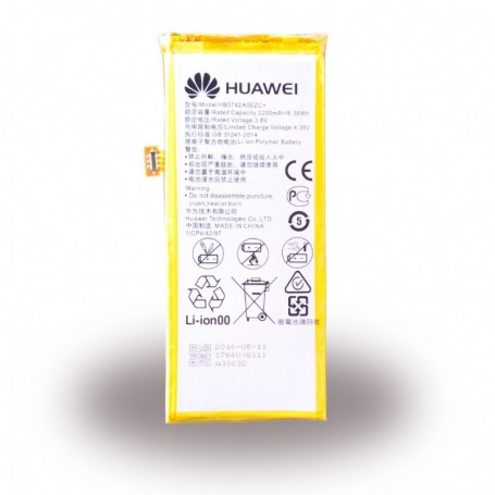 Huawei, HB3742A0EZC, Lithium-Ion Battery, P8 Lite, 2200mAh